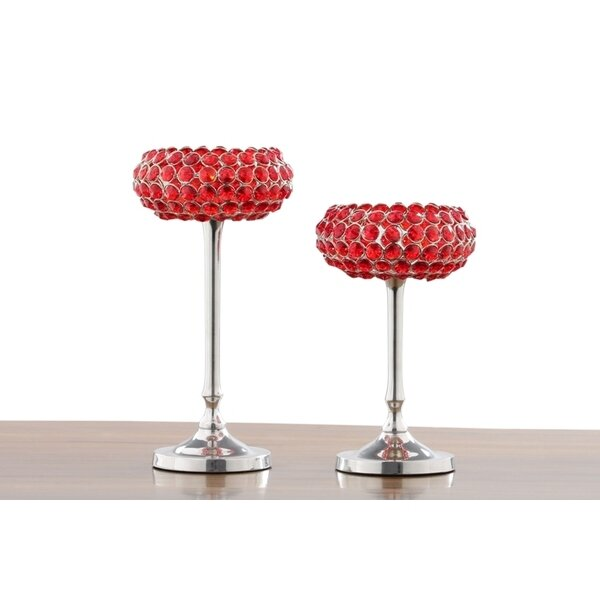 fashion n you 2 piece crystal candle holder set reviews With kitchen colors with white cabinets with crystal candle holders for sale