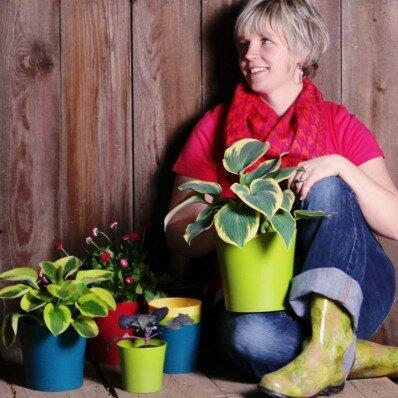 Robert Allen Home And Garden Leland Round Pot Planter Reviews