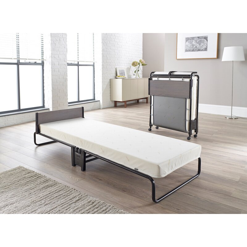 Folding Beds Reviews : Jay be inspire folding bed with memory foam mattress