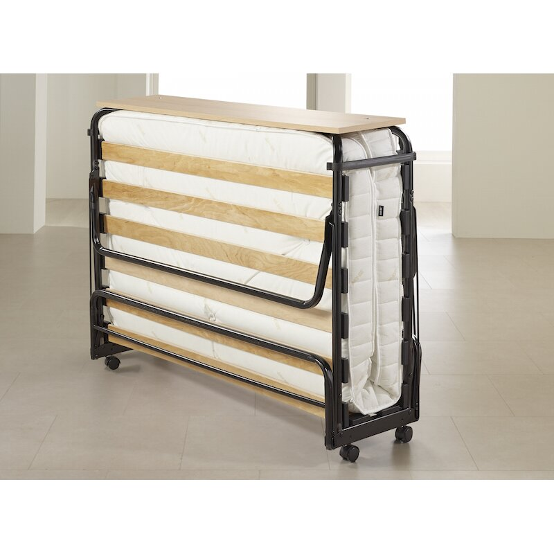 Folding Beds Reviews : Jay be contour folding bed with pocket spring mattress