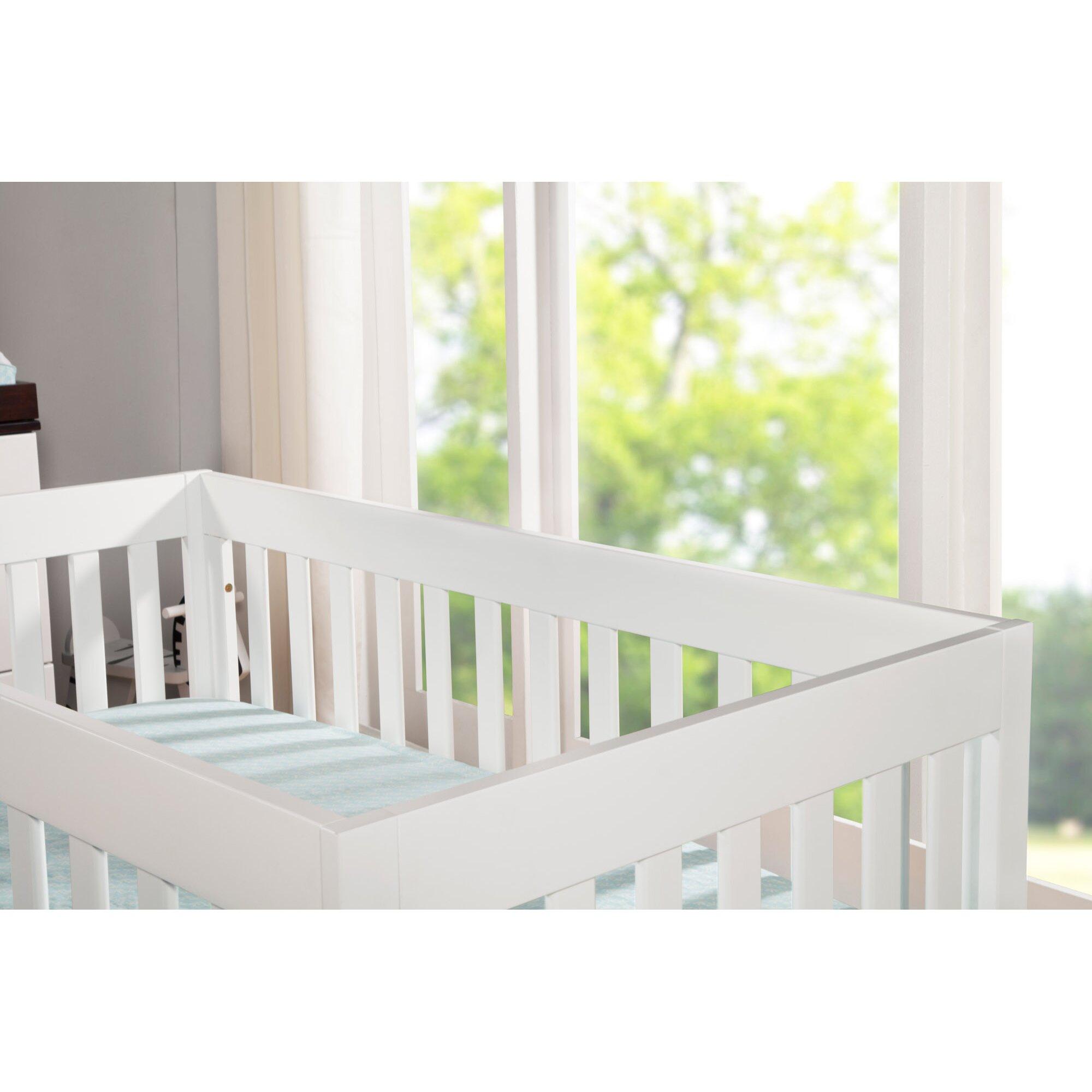 Babyletto Modo 3 In 1 Convertible Crib Amp Reviews Wayfair