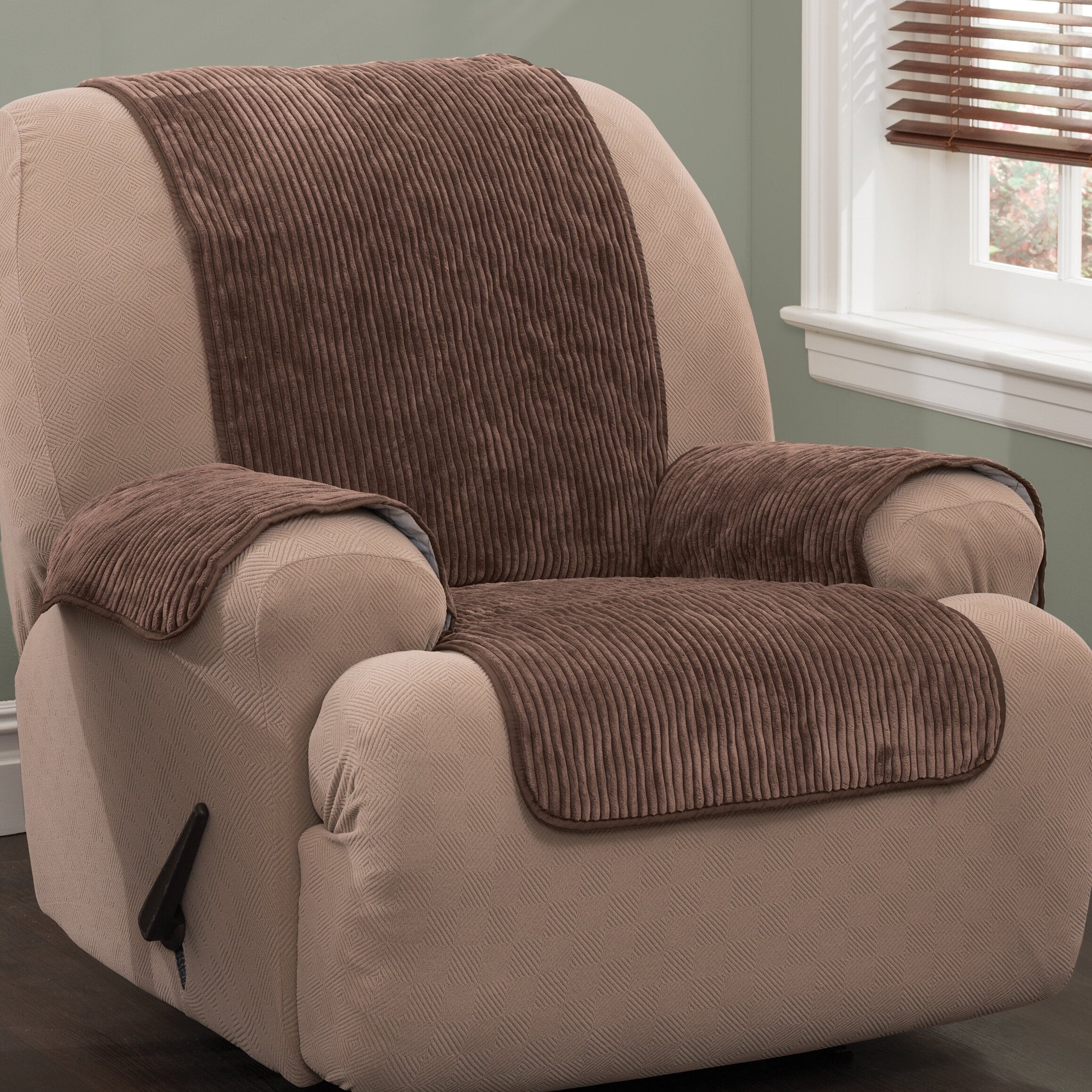 Innovative Textile Solutions Recliner Slipcover & Reviews