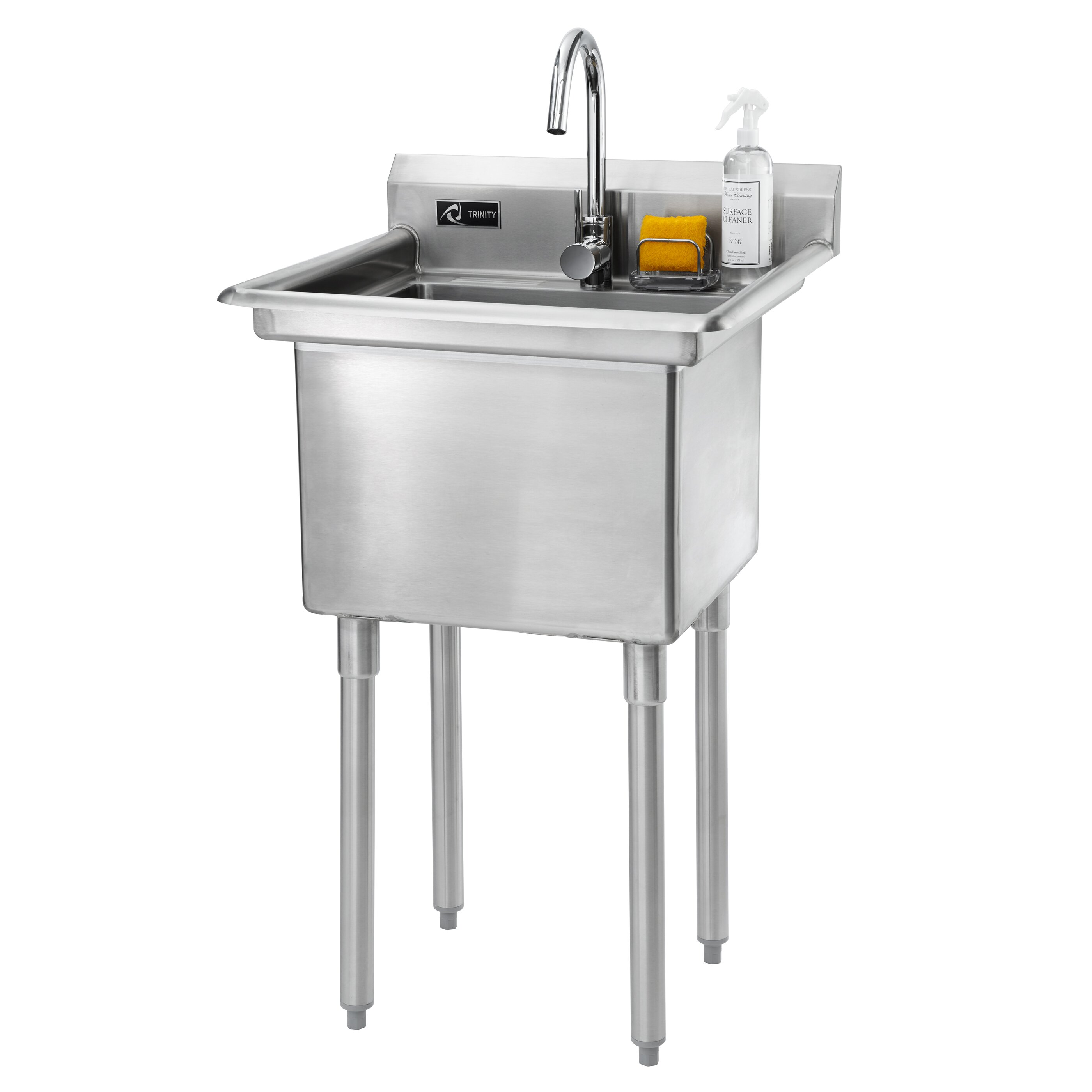 Stand Alone Laundry Sink : ...