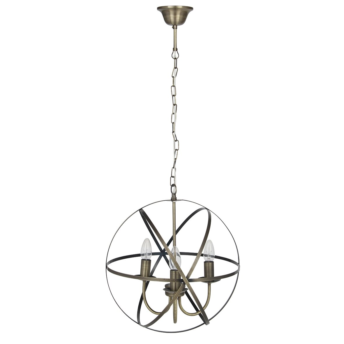 Pacific Lifestyle Artemis 1 Light Globe Pendant Amp Reviews