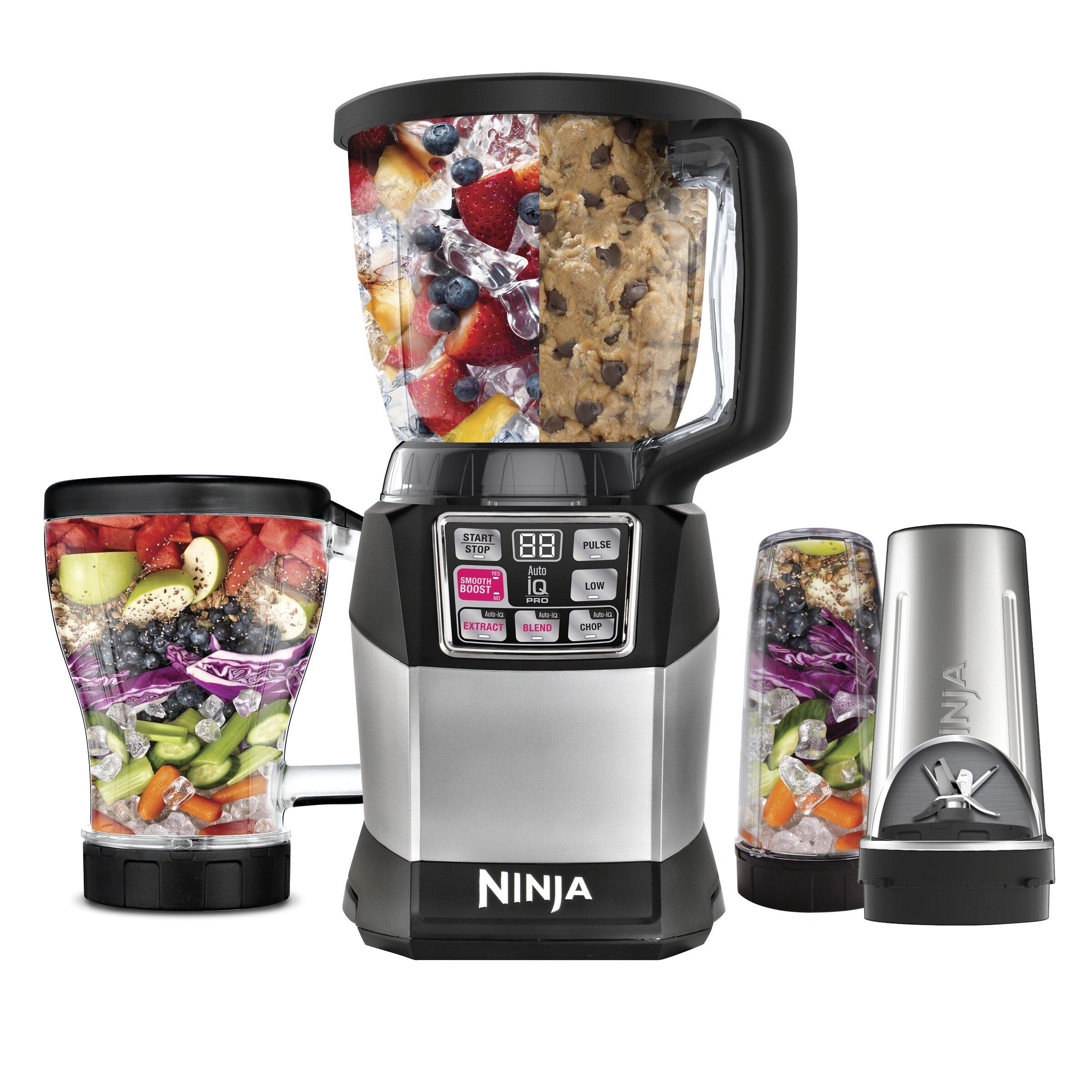 Ninja Nutri Auto-iQ Compact System