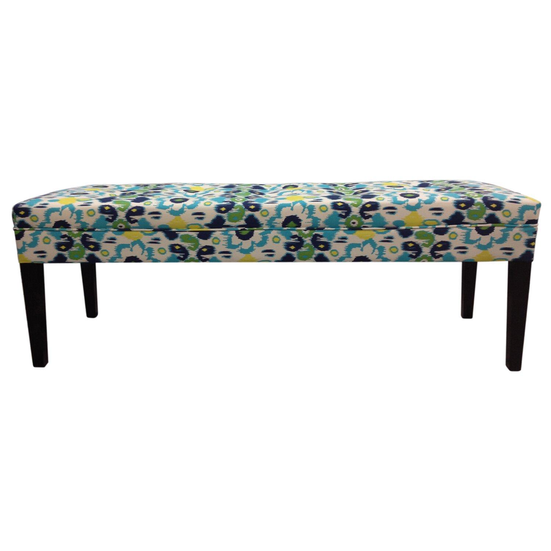 Sole Designs Cotton Tufted Bench Reviews Wayfair