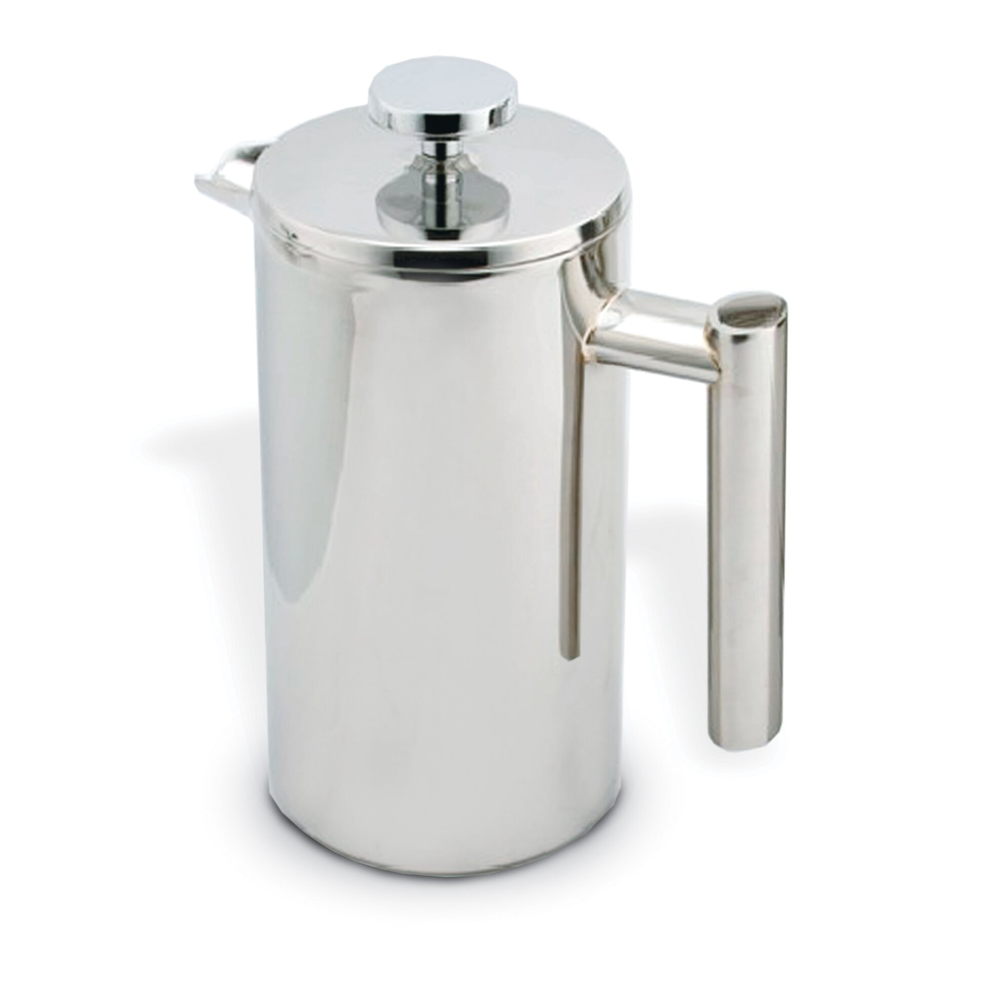 cuisinox double wall french press coffee maker reviews wayfair. Black Bedroom Furniture Sets. Home Design Ideas
