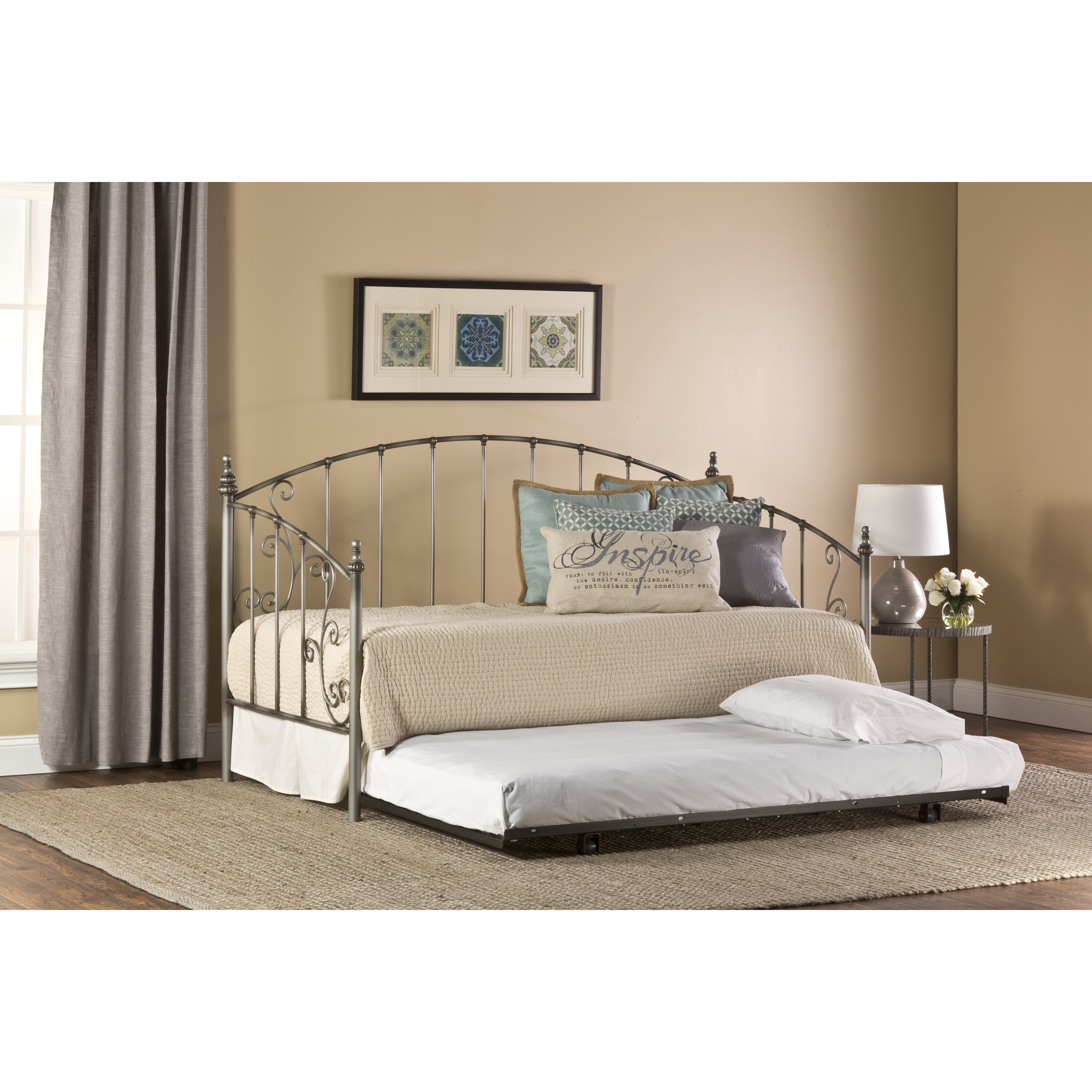 Hillsdale Ivy Daybed With Trundle Wayfair