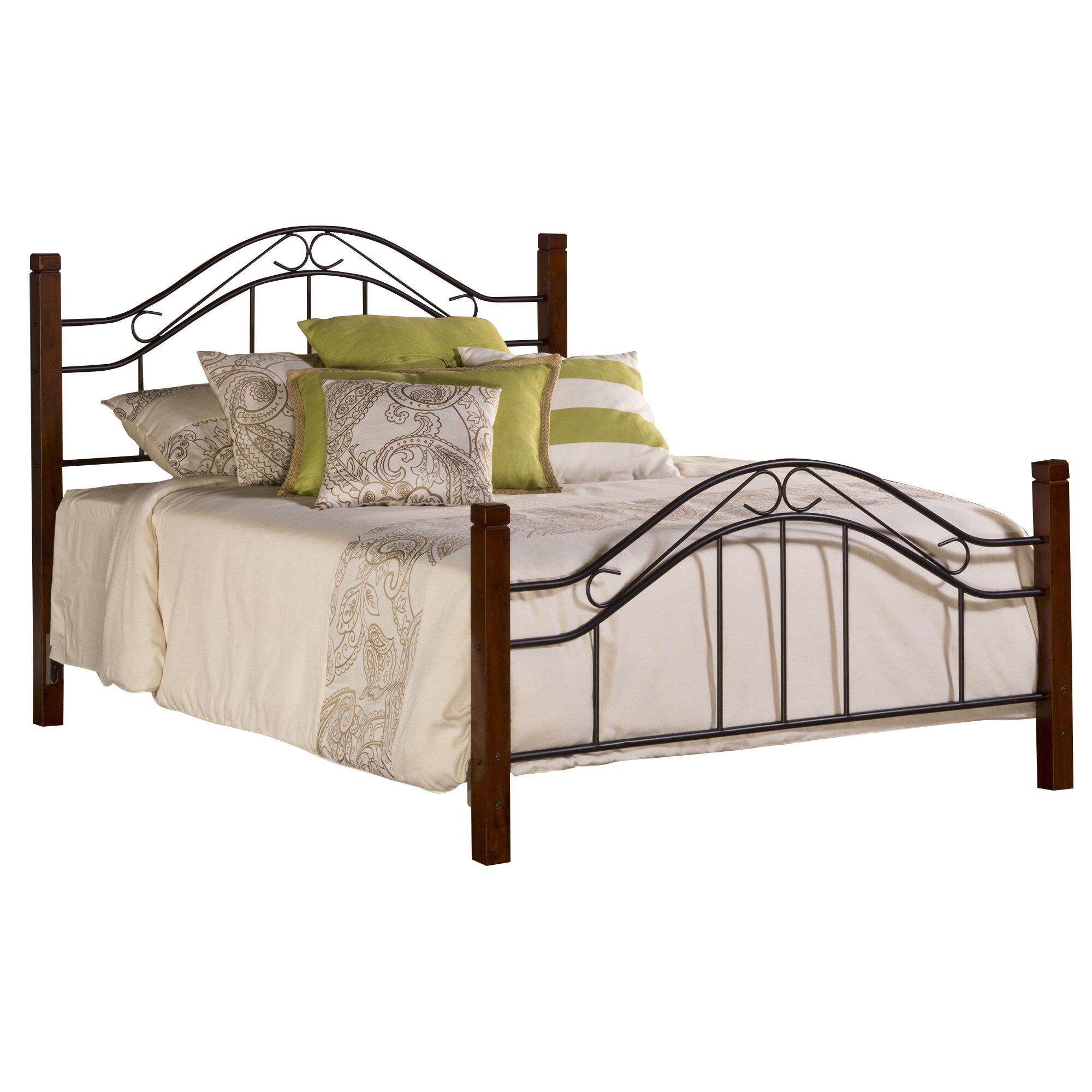 Hillsdale Matson King Size Metal Bed