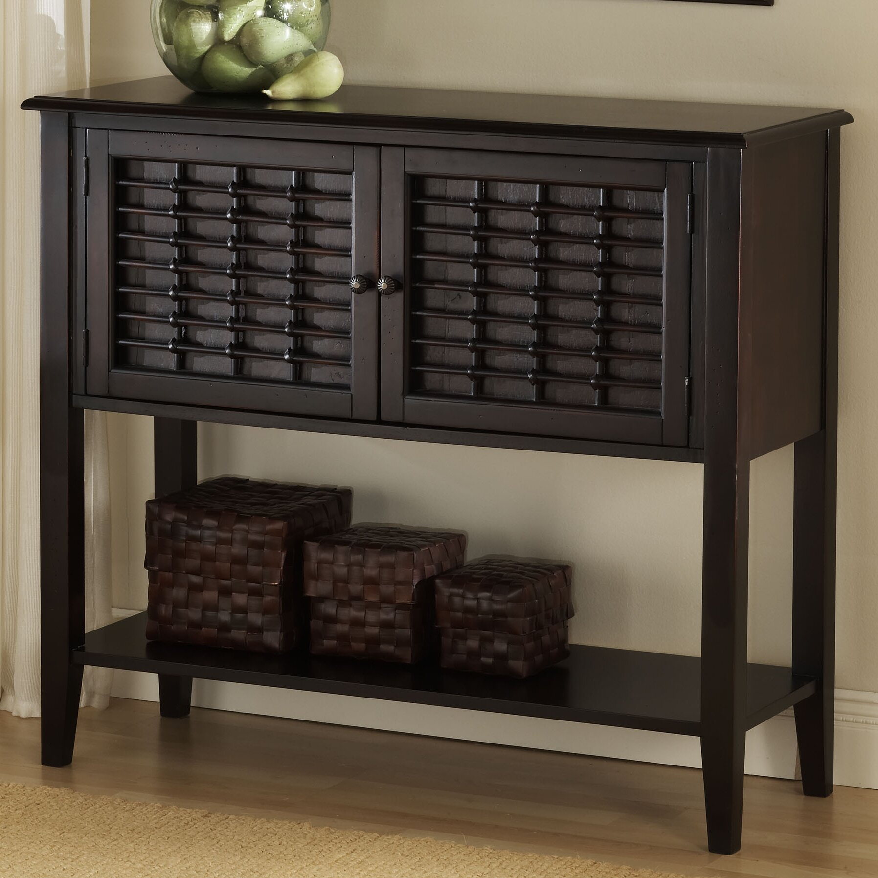 Hillsdale bayberry glenmary cabinet reviews wayfair for Furniture 2 day shipping