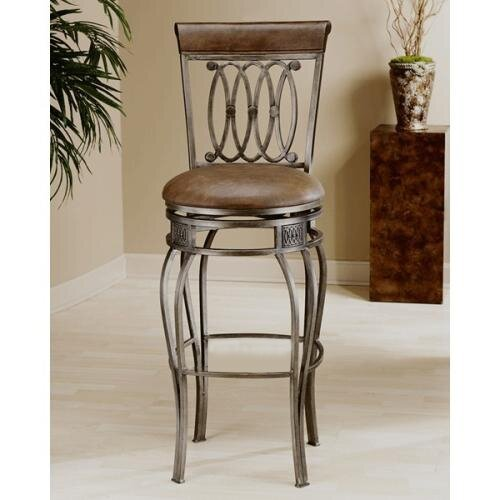 Hillsdale Easy Assembly Montello 24quot Swivel Bar Stool  : Montello2B3025222BSwivel2BBar2BStool from www.wayfair.com size 500 x 500 jpeg 40kB