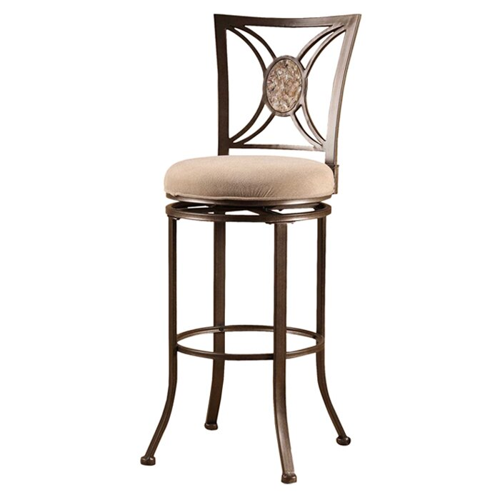 Hillsdale Rowan 30quot Swivel Bar Stool with Cushion  : Rowan2BSwivel2BStool from www.wayfair.com size 700 x 700 jpeg 45kB