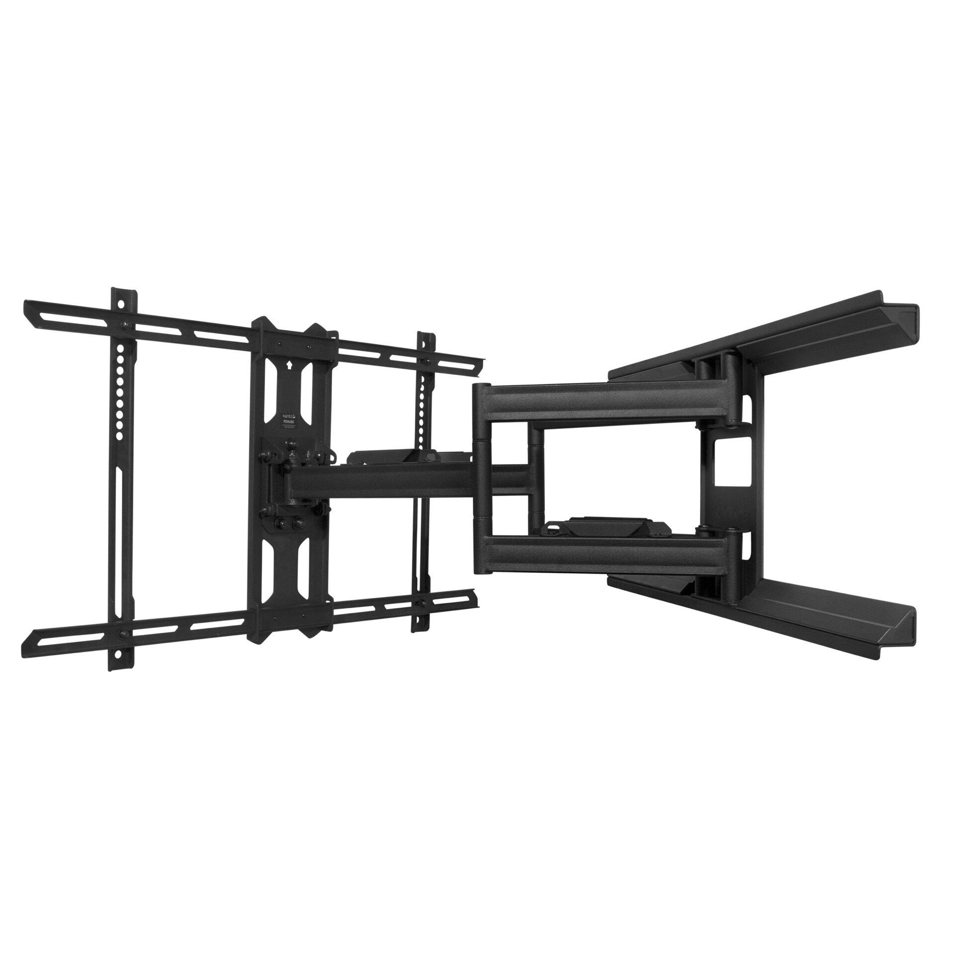 Kanto Full Motion Mount For 39 75 Flat Panel Tv