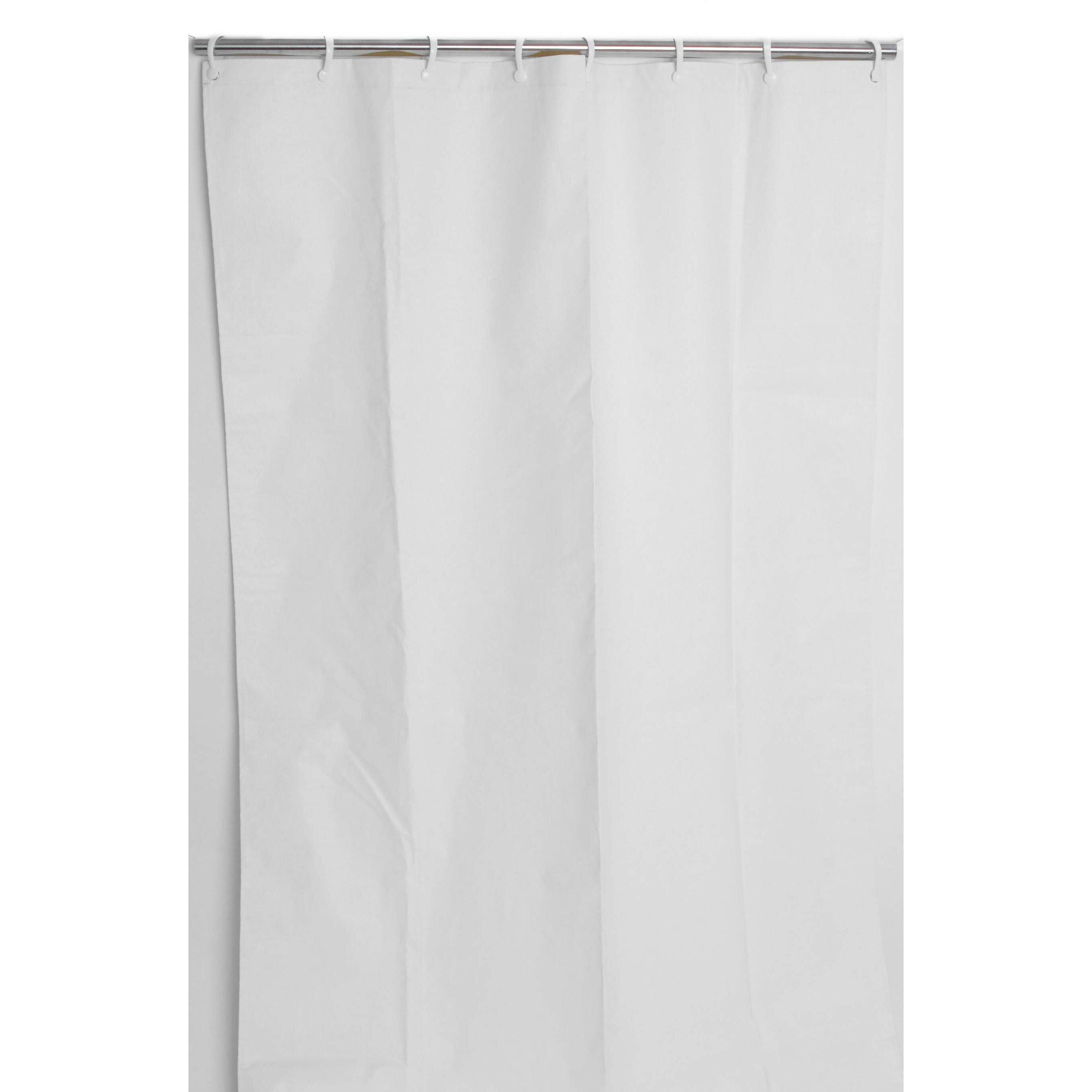 Csi Bathware Assure Vinyl Commercial Shower Curtain Wayfair