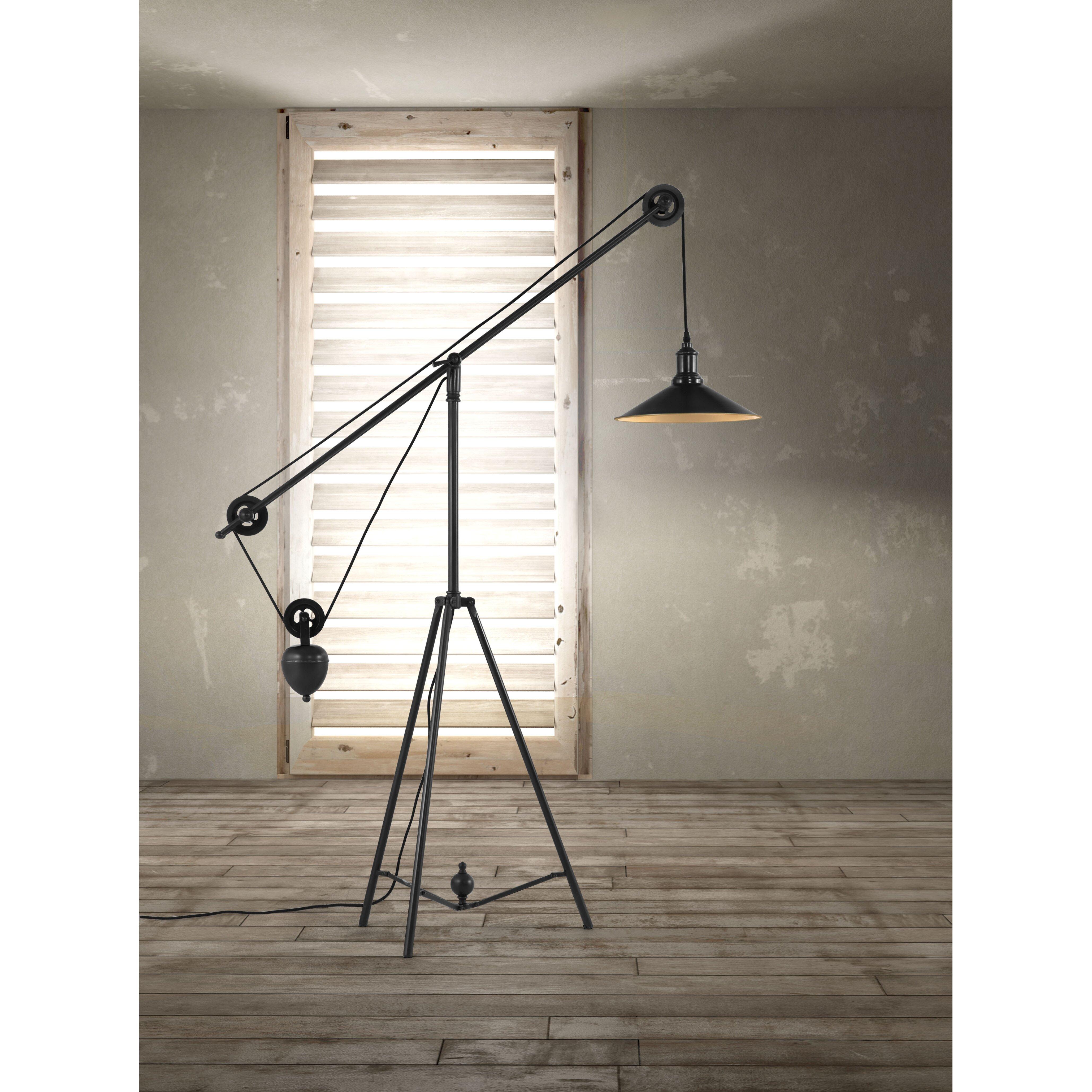 Zuo Era Jasper 66 9 Quot Tripod Floor Lamp Amp Reviews Wayfair