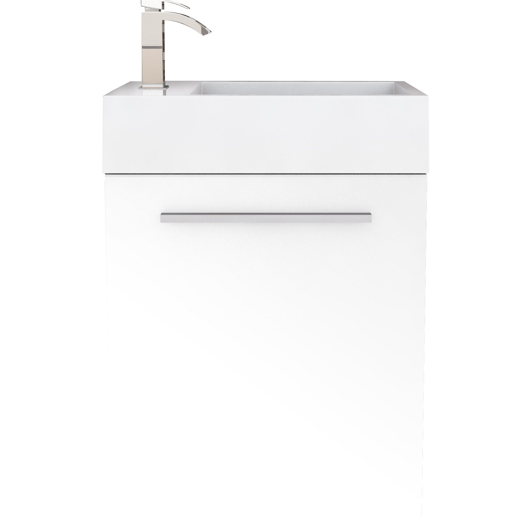 Cutler Kitchen Bath 18 39 39 Space Saver Vanity Reviews Wayfair