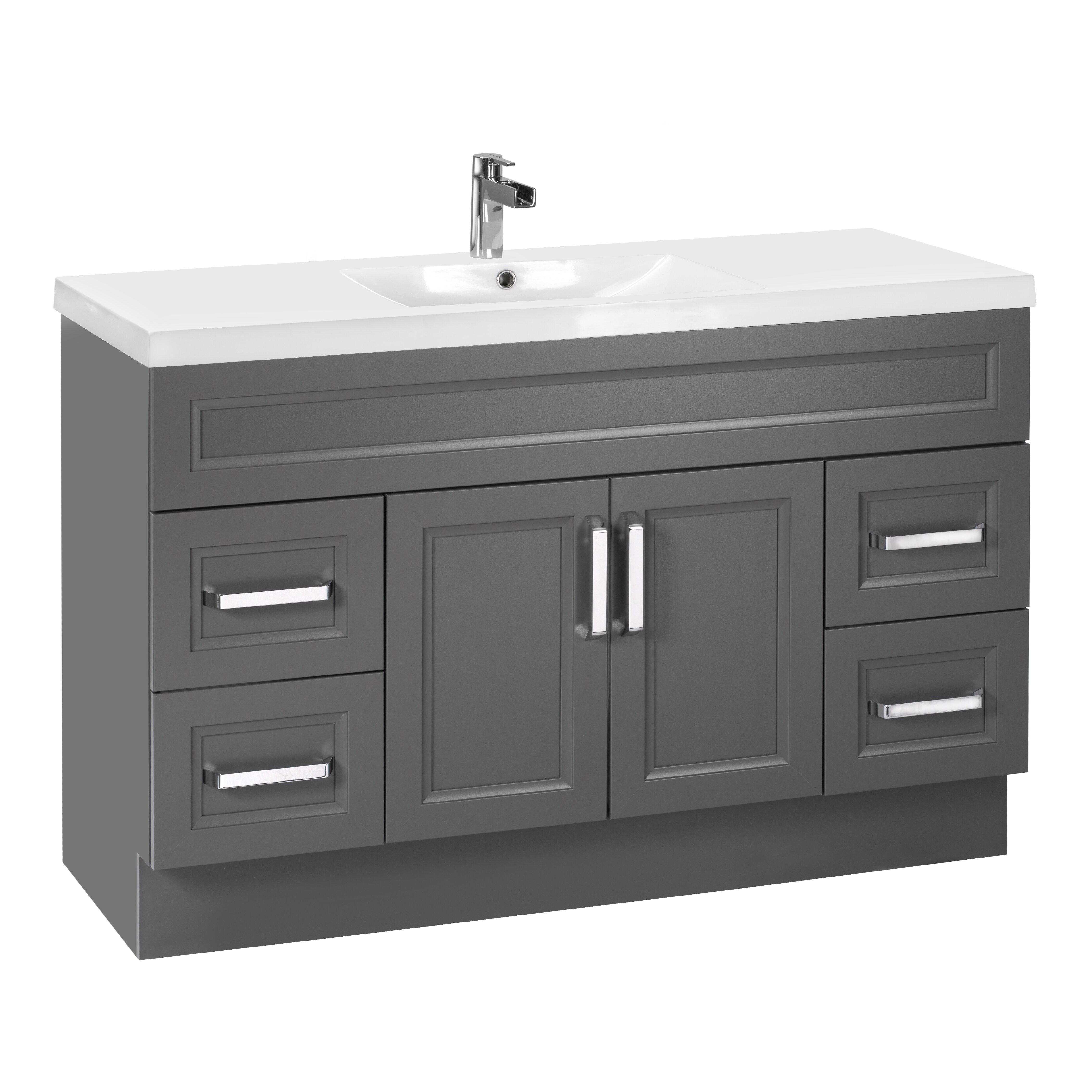 "Cutler Kitchen & Bath Urban 48"" Vanity Single Bowl ..."