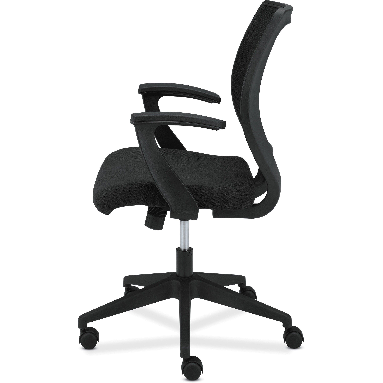 basyx mesh desk chair reviews wayfair. Black Bedroom Furniture Sets. Home Design Ideas