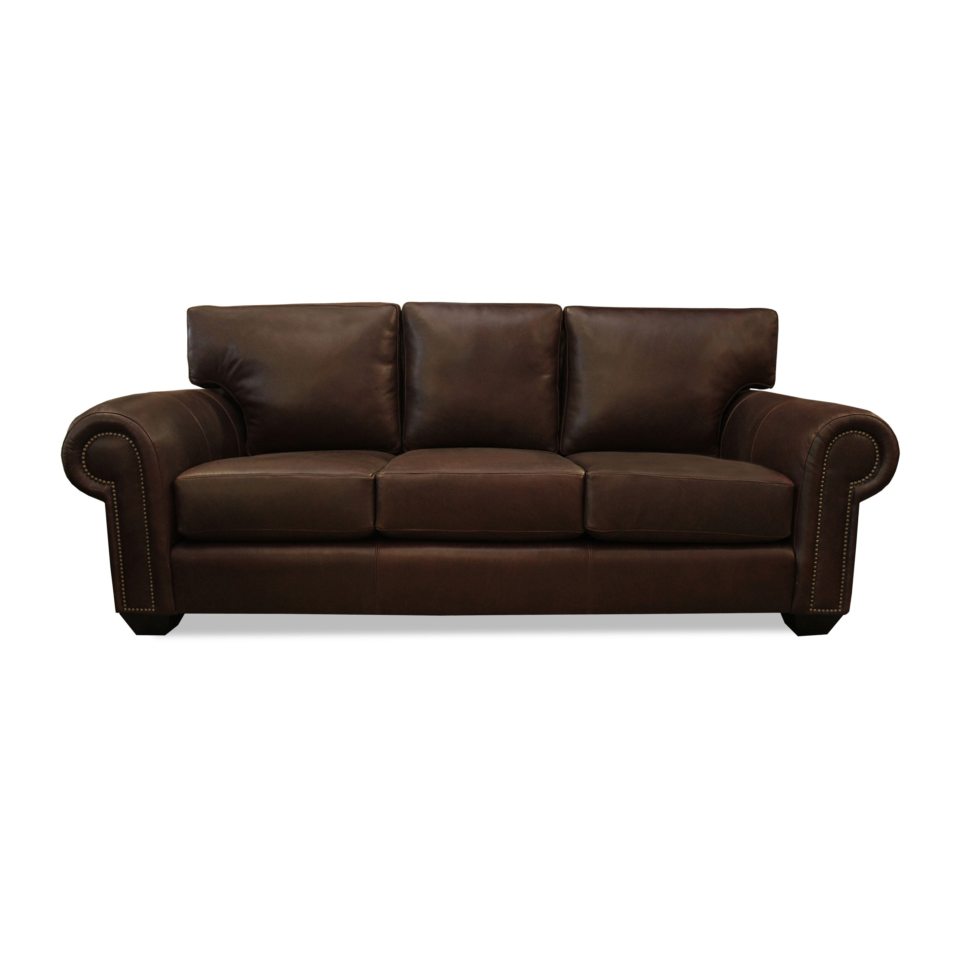 """Leather Recliner Sofa Manchester: South Cone Home Manchester Leather Sofa 90"""""""