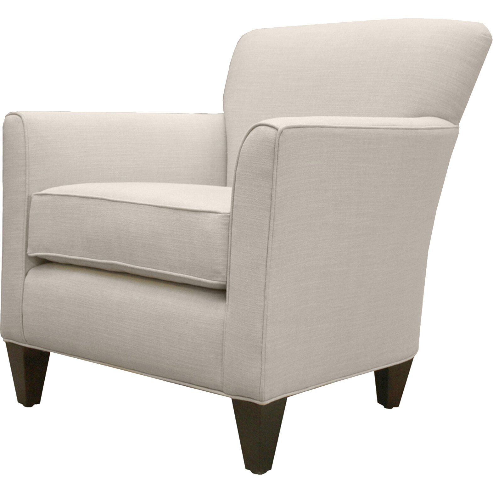South Cone Home Allessandria Linen Arm Chair & Reviews