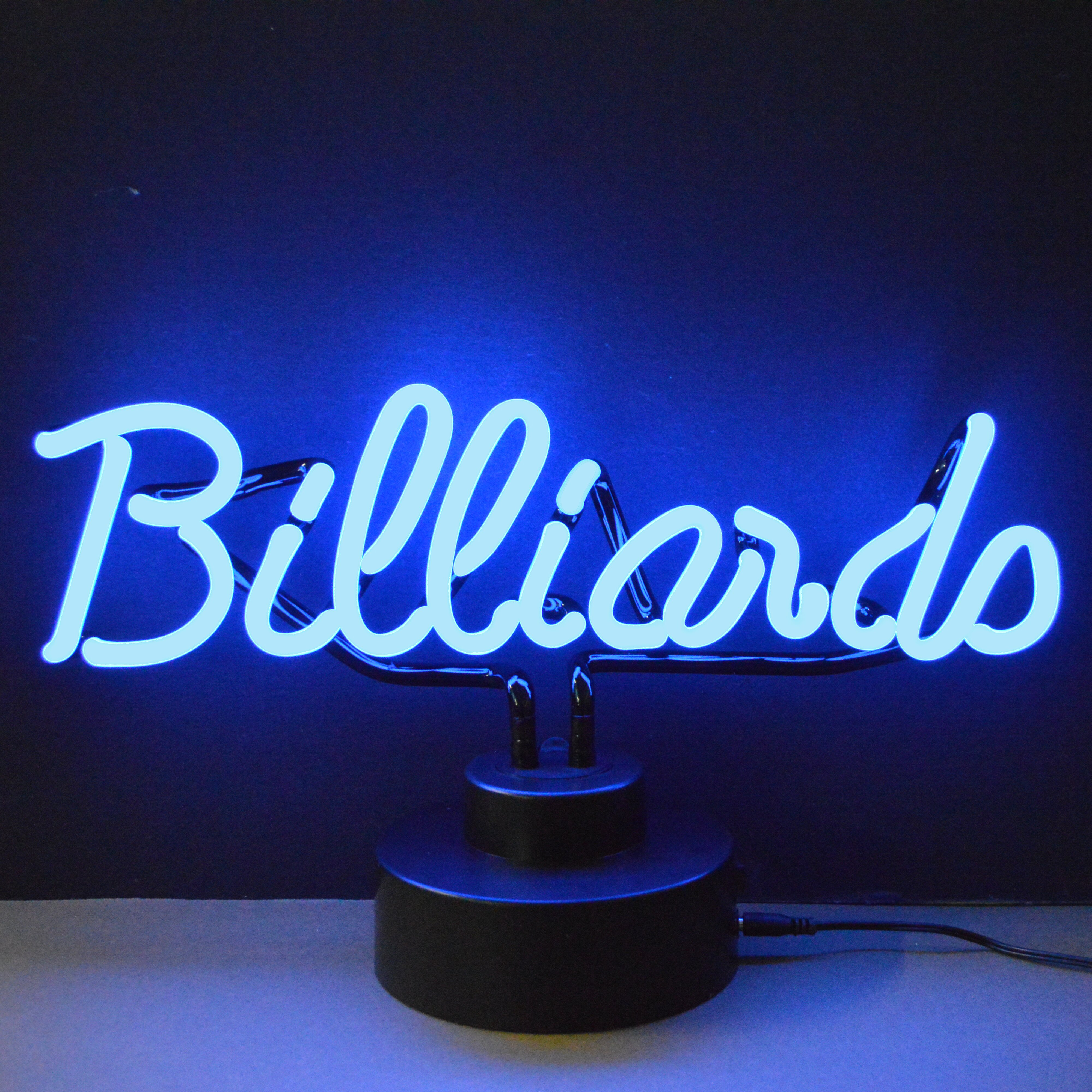 Neonetics Business Signs Billiards Neon Sign & Reviews ...