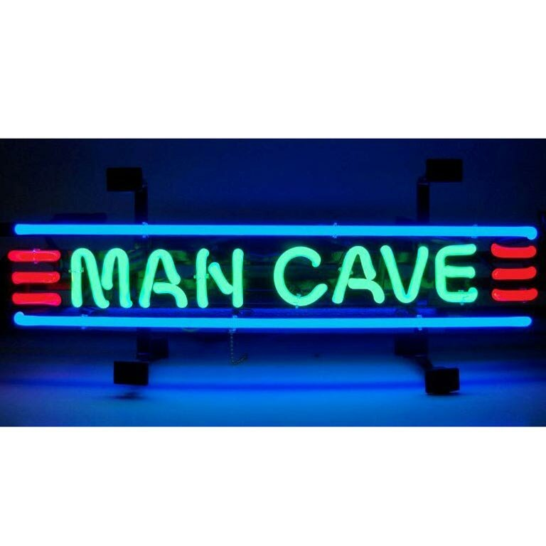 Man Cave Neon Signs For Sale : Neonetics man cave neon sign reviews wayfair