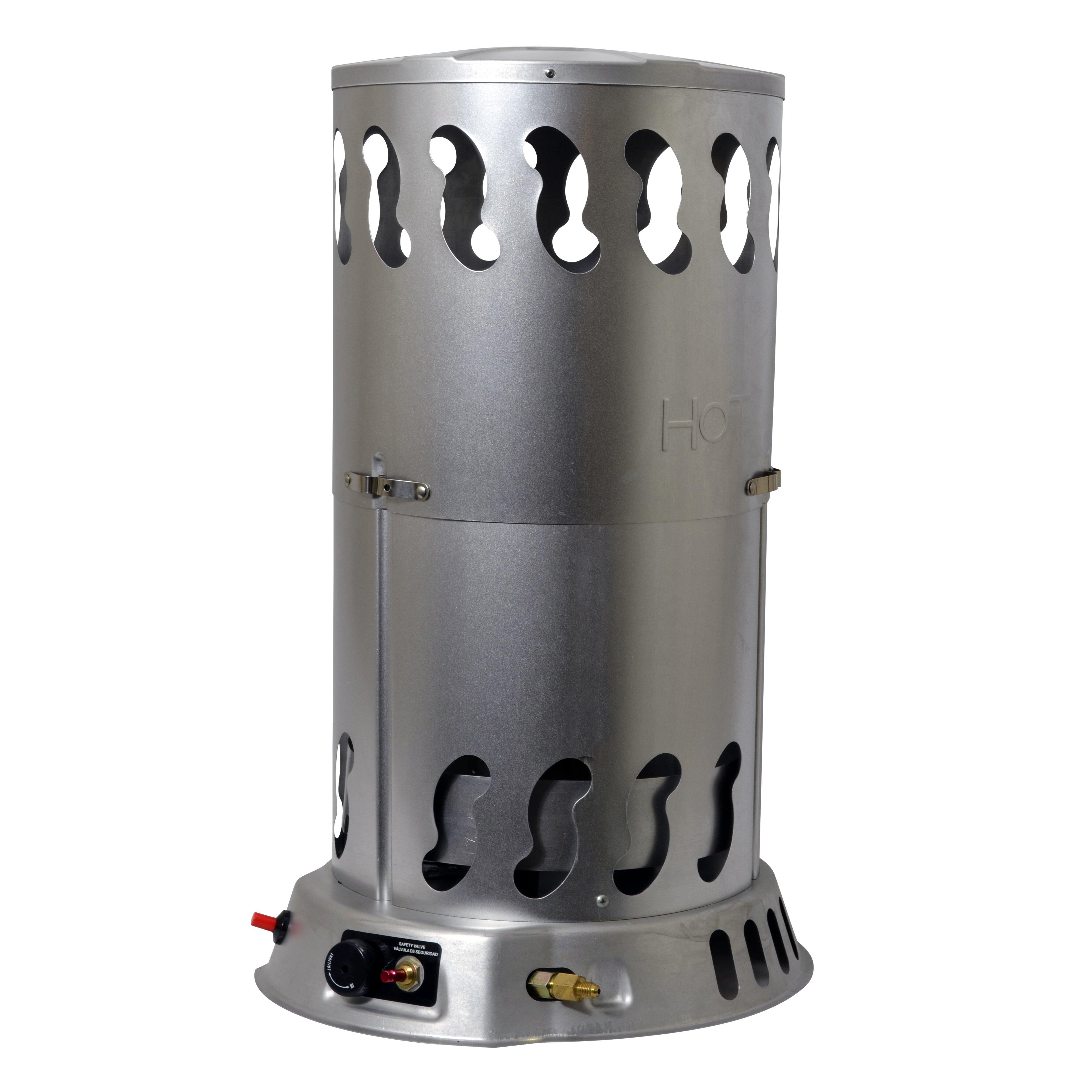 Mr heater 200 000 btu portable propane convection heater wayfair - Small propane space heater collection ...