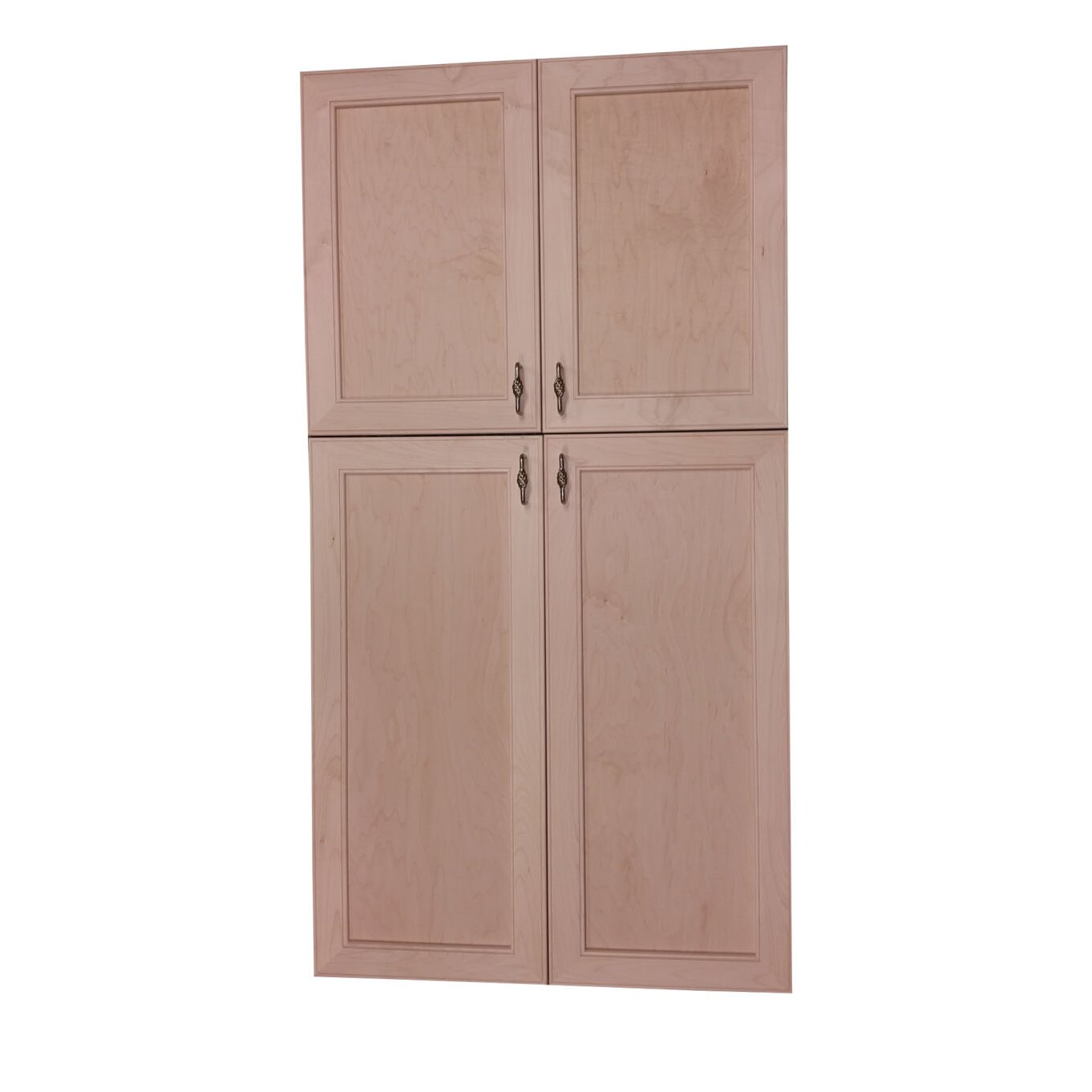 wg wood products kitchen pantry wayfair