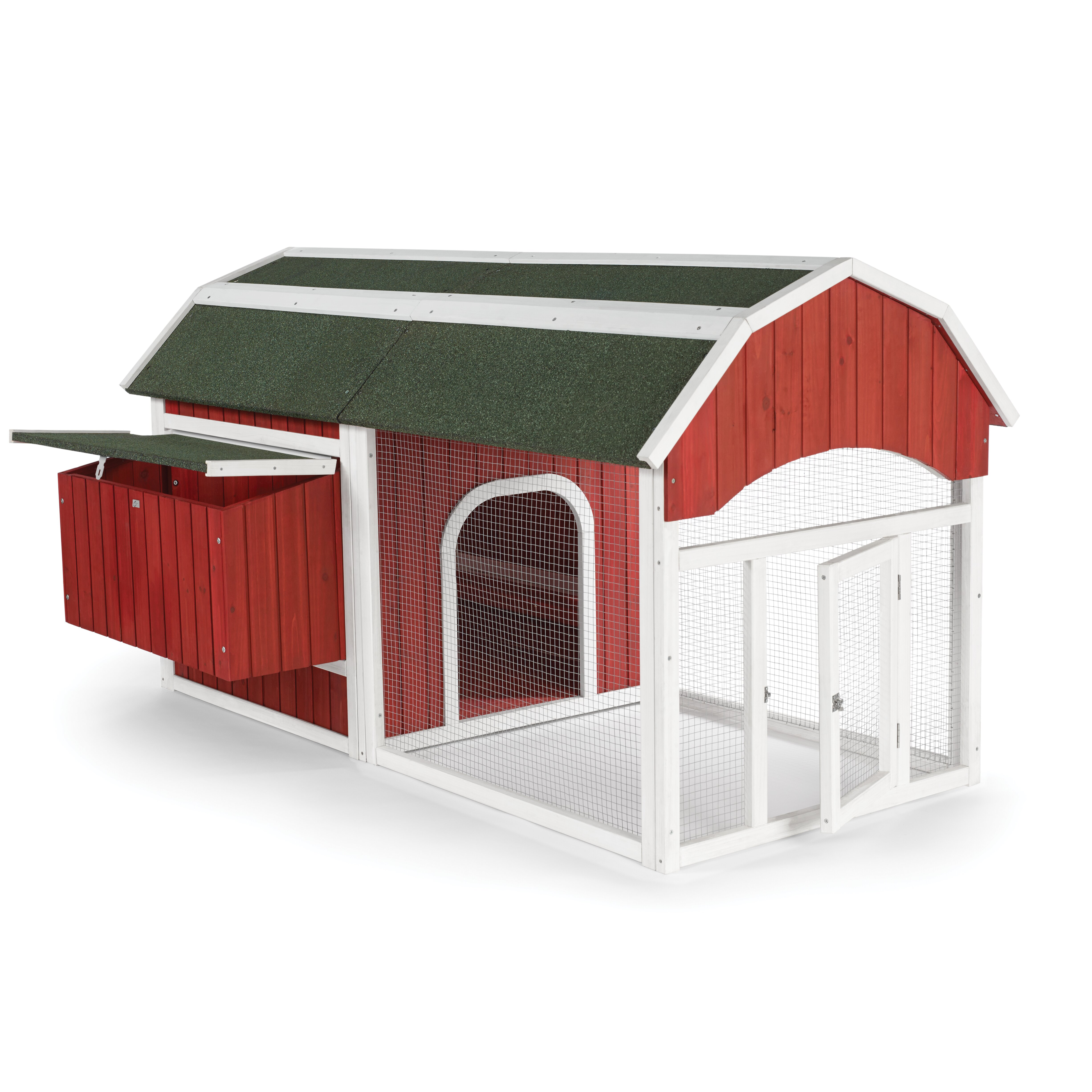 Prevue Hendryx Red Barn Small Chicken Coop & Reviews