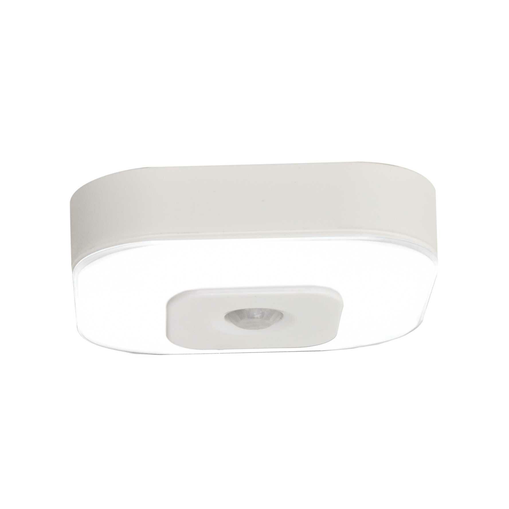 bazz led under cabinet puck light reviews wayfair. Black Bedroom Furniture Sets. Home Design Ideas