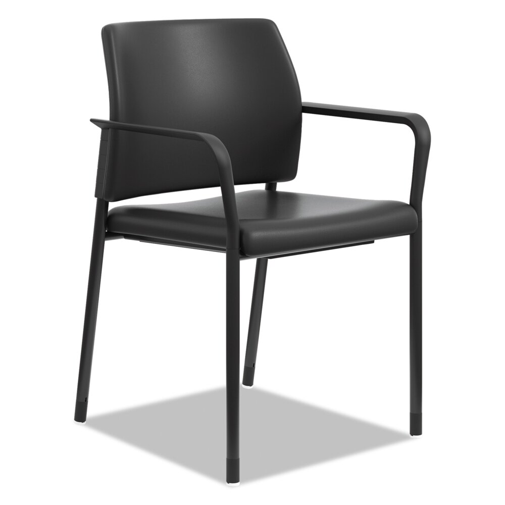 Office Furniture Vinyl Side Guest Chairs HON SKU GEX1274