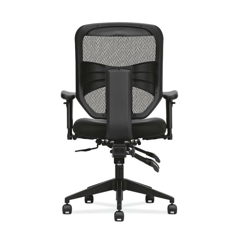 hon basyx series mesh desk chair reviews wayfair. Black Bedroom Furniture Sets. Home Design Ideas