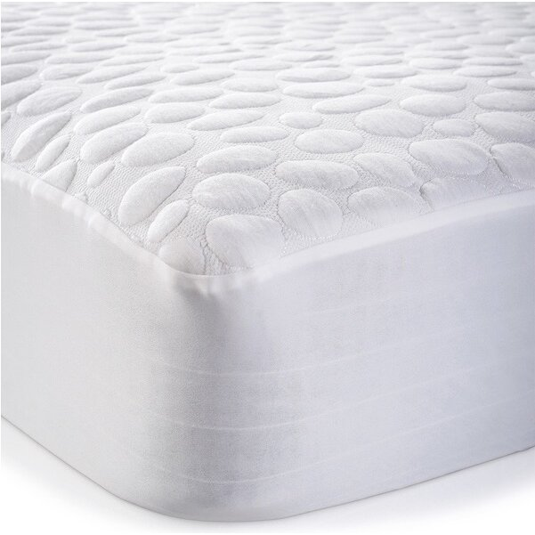 Dream decor pebbletex tencel bed bug encasement for Bed bug and waterproof mattress protector
