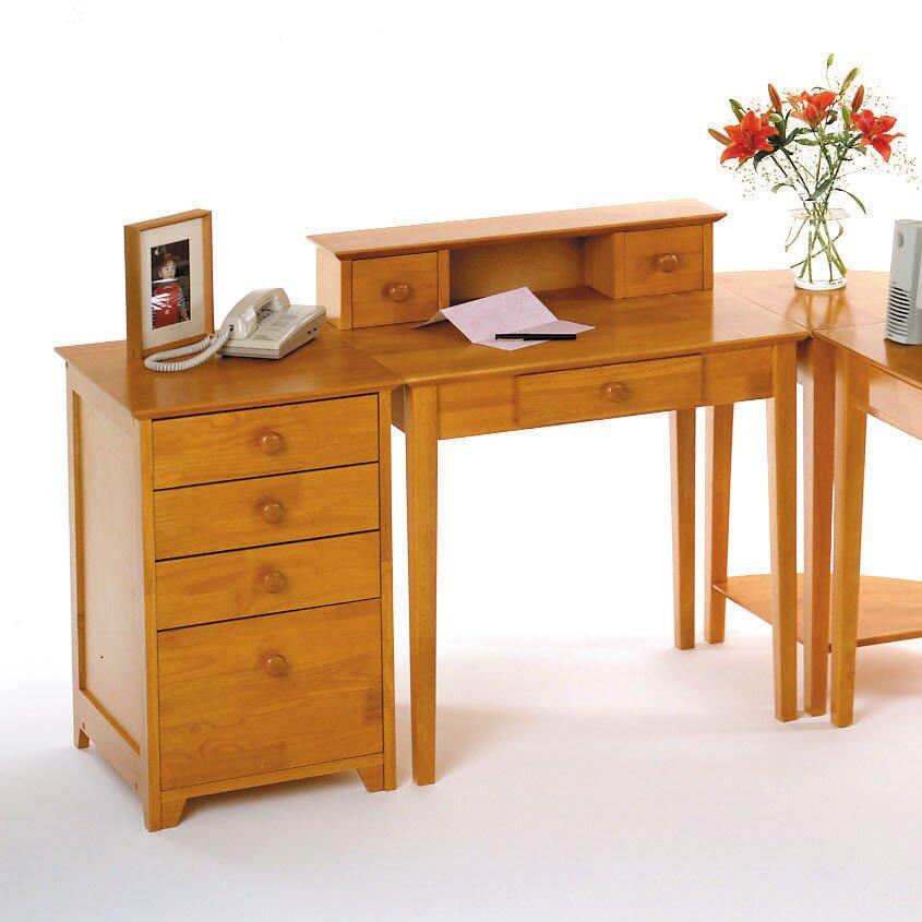 Winsome Studio Home Office Writing Desk Reviews Wayfair