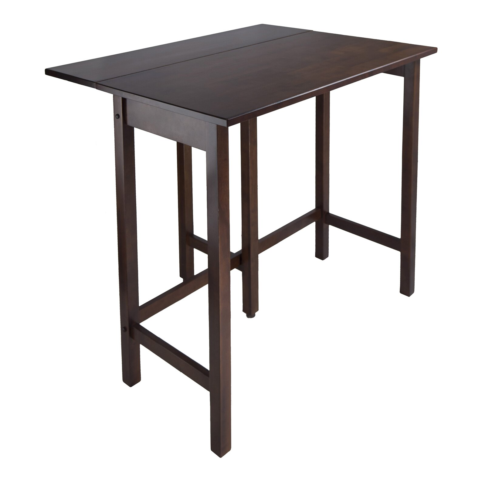 winsome lynnwood counter height extendable dining table reviews
