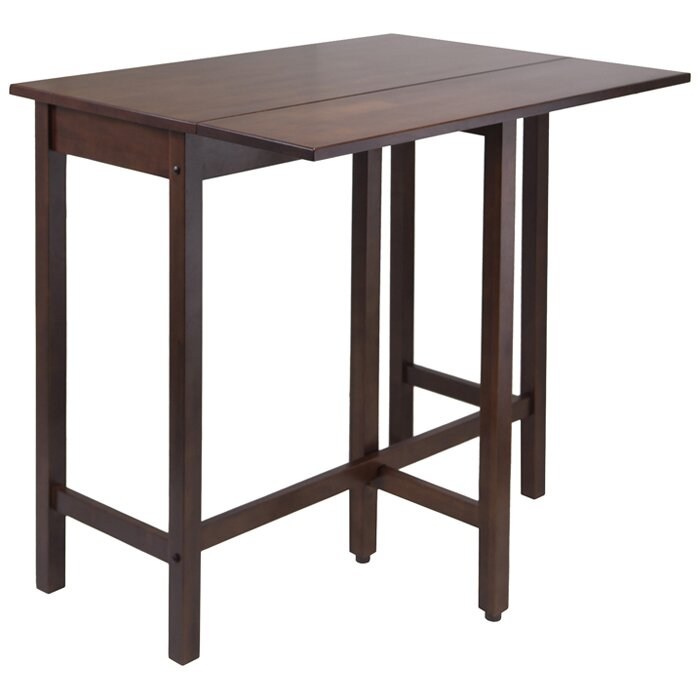 Winsome Lynnwood Counter Height Extendable Dining Table  : Lynnwood2BDrop2BLeaf2BHigh2BTable from www.wayfair.com size 700 x 700 jpeg 46kB