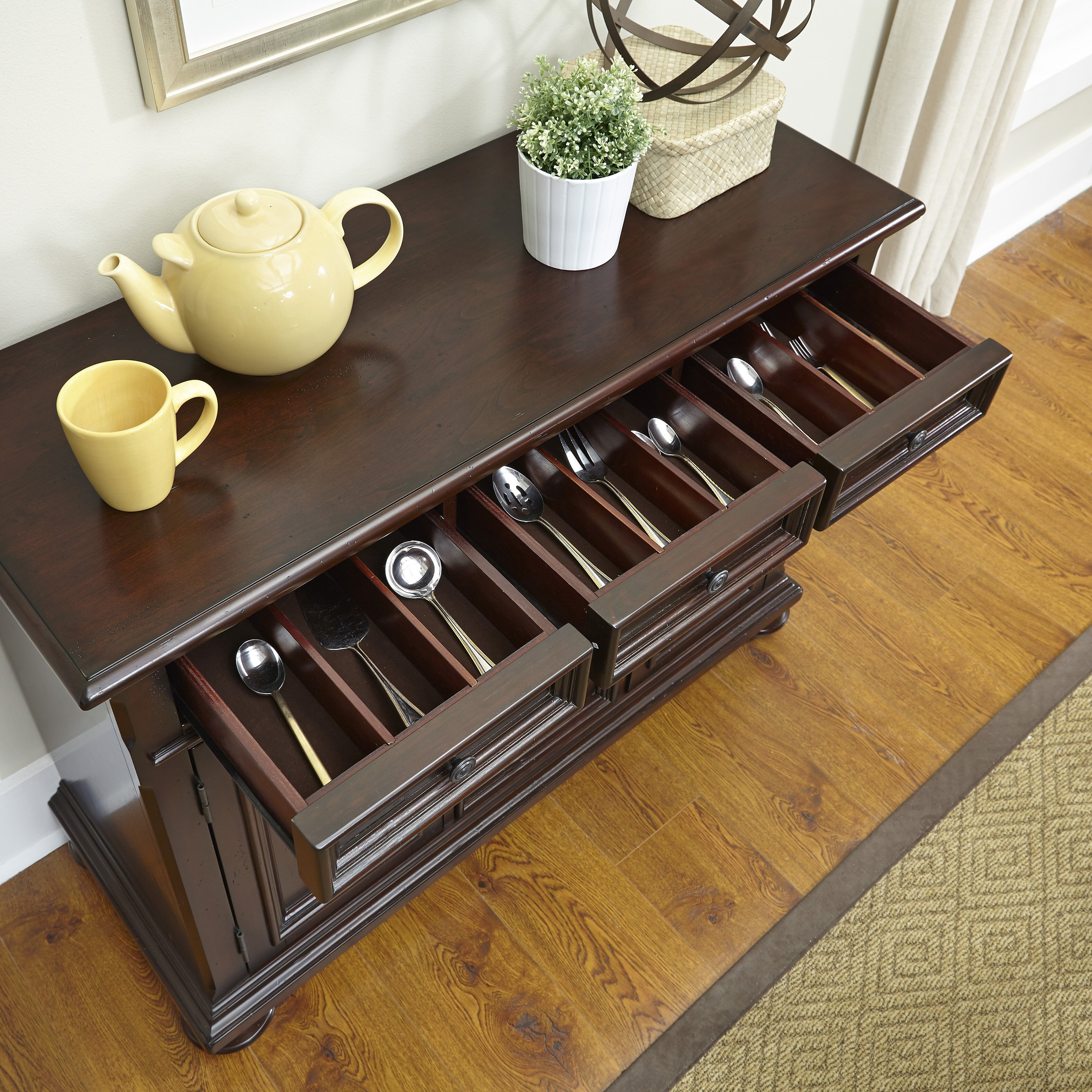 Home styles colonial classic buffet reviews wayfair for Homestyles com