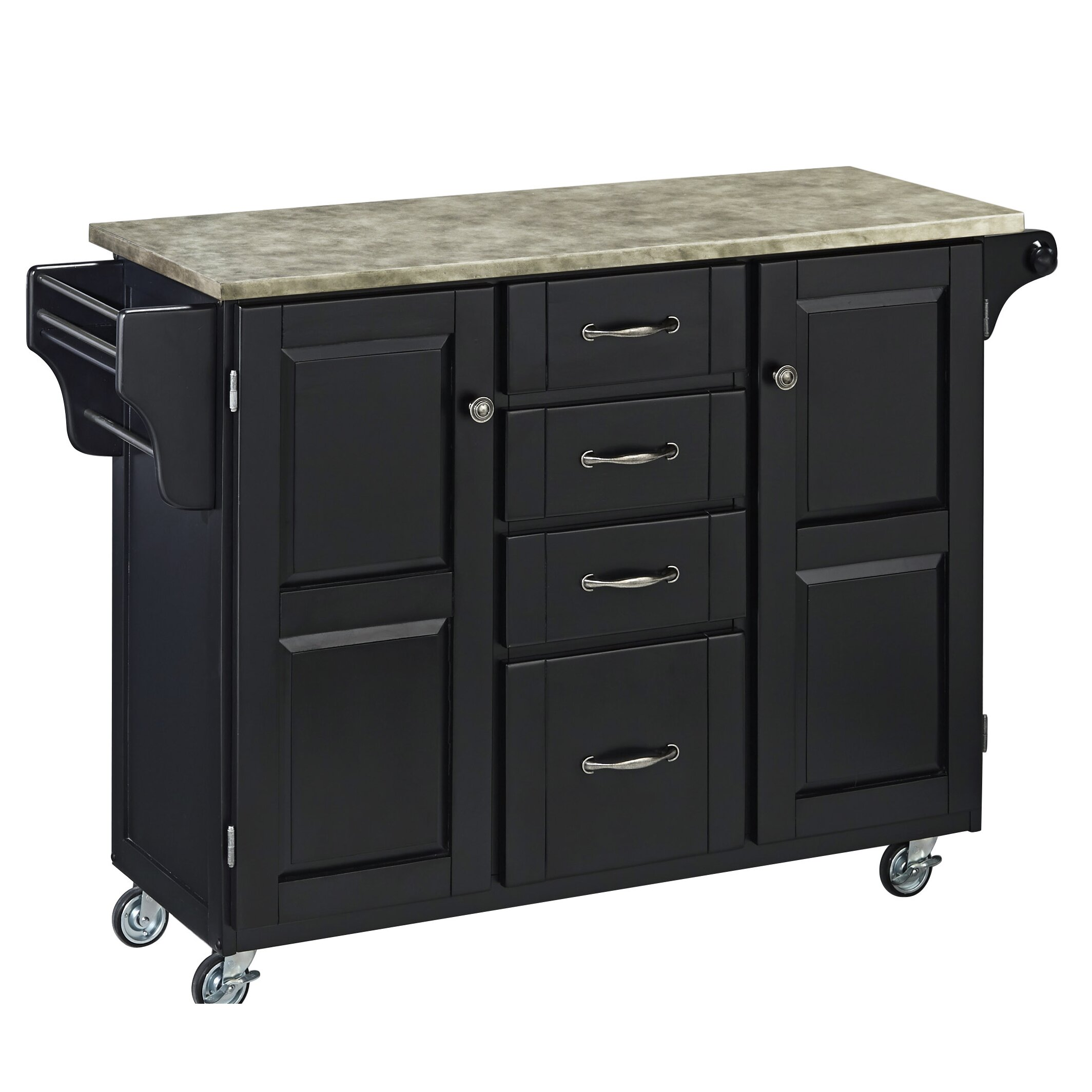 Home Styles Create A Cart Kitchen Island