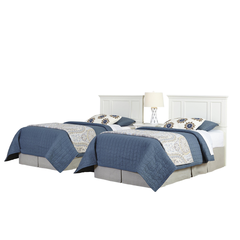 Home Styles Naples Panel 3 Piece Bedroom Set Wayfair