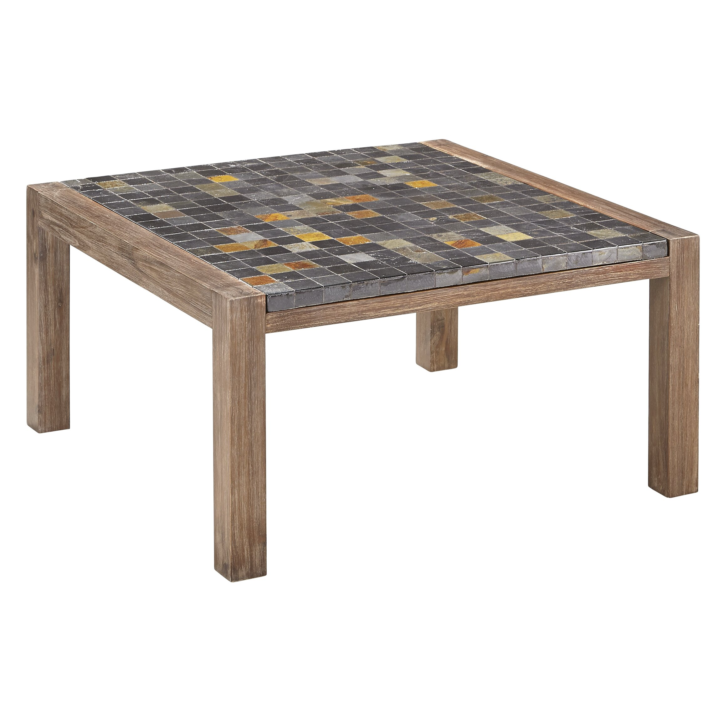 Home styles morocco coffee table reviews wayfair for Html table style
