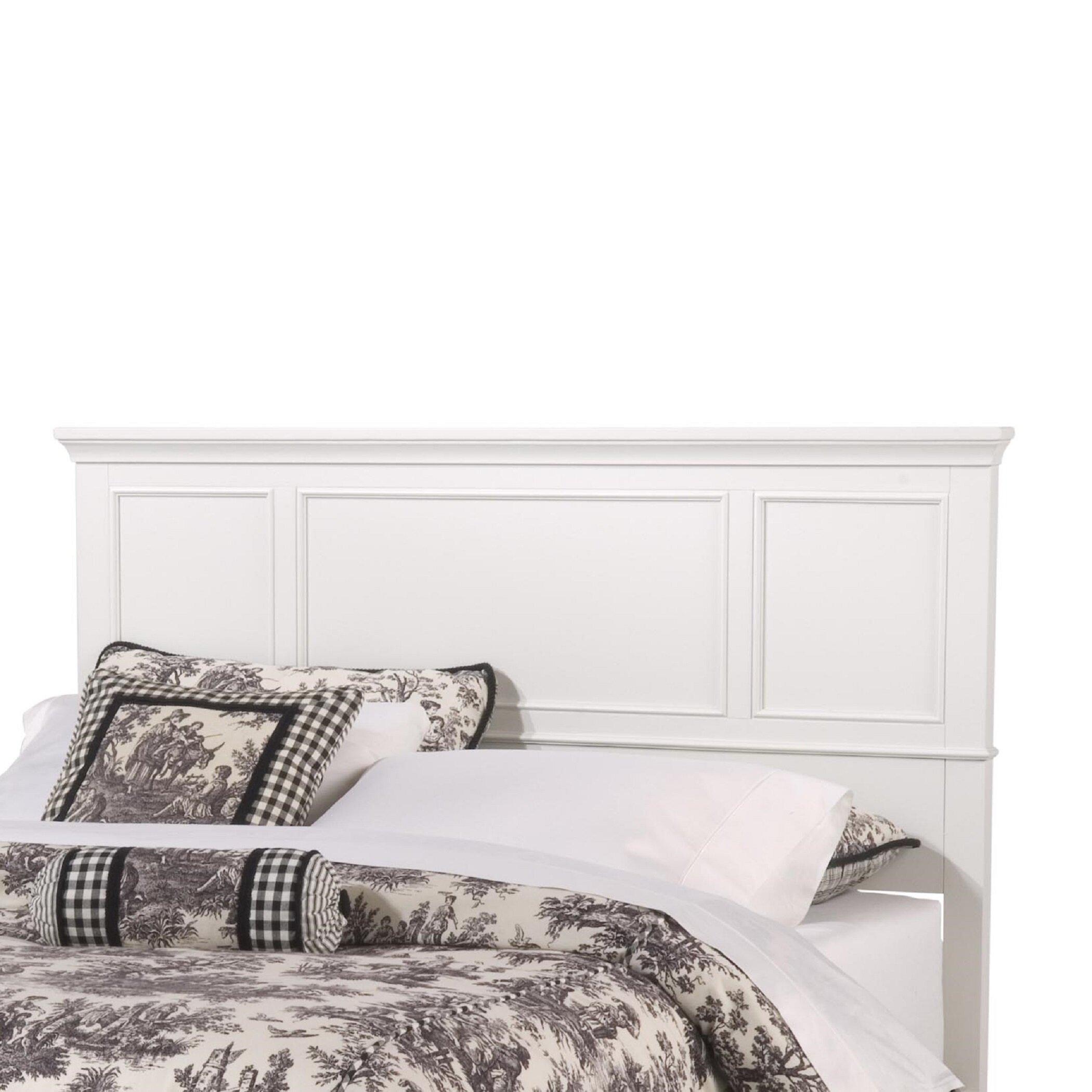 Home Styles Naples King Wood Headboard Reviews Wayfair
