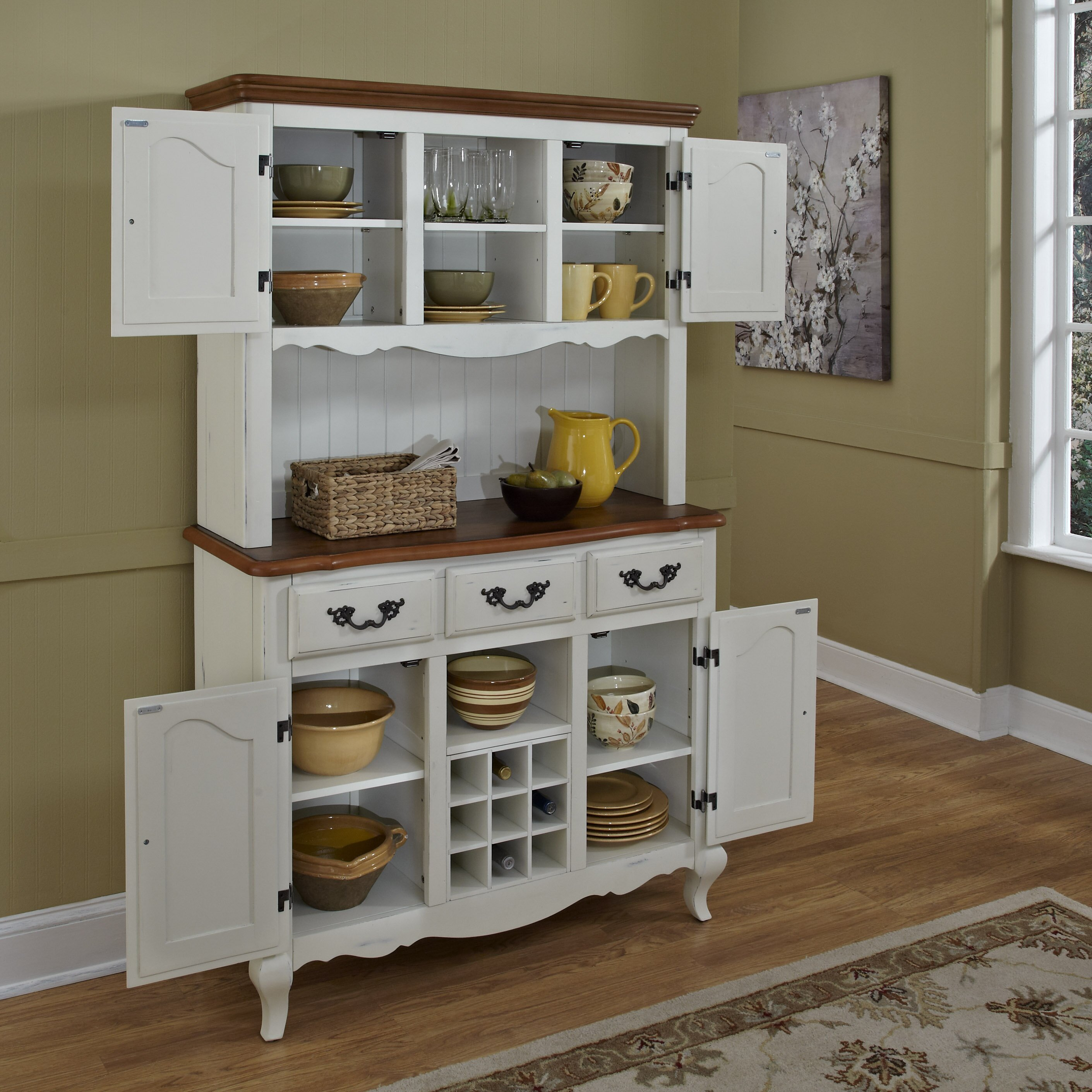 Home Styles French Countryside Buffet& Reviews Wayfair