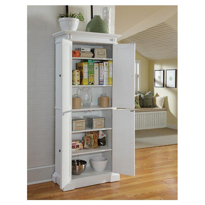 Home Styles Americana Kitchen Pantry Reviews Wayfair