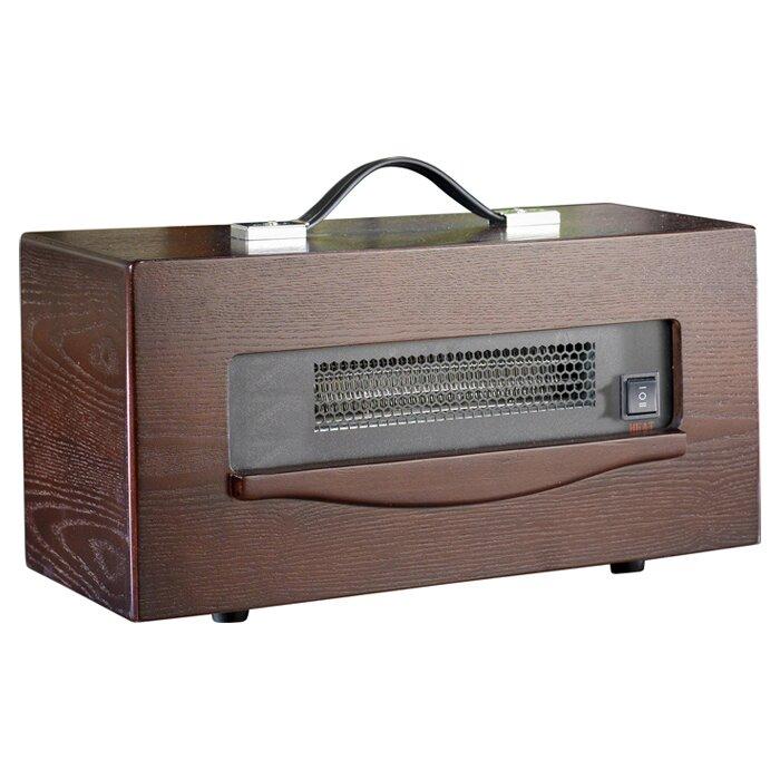 Dynamic Infrared Dynamic 1 500 Watt Portable Electric