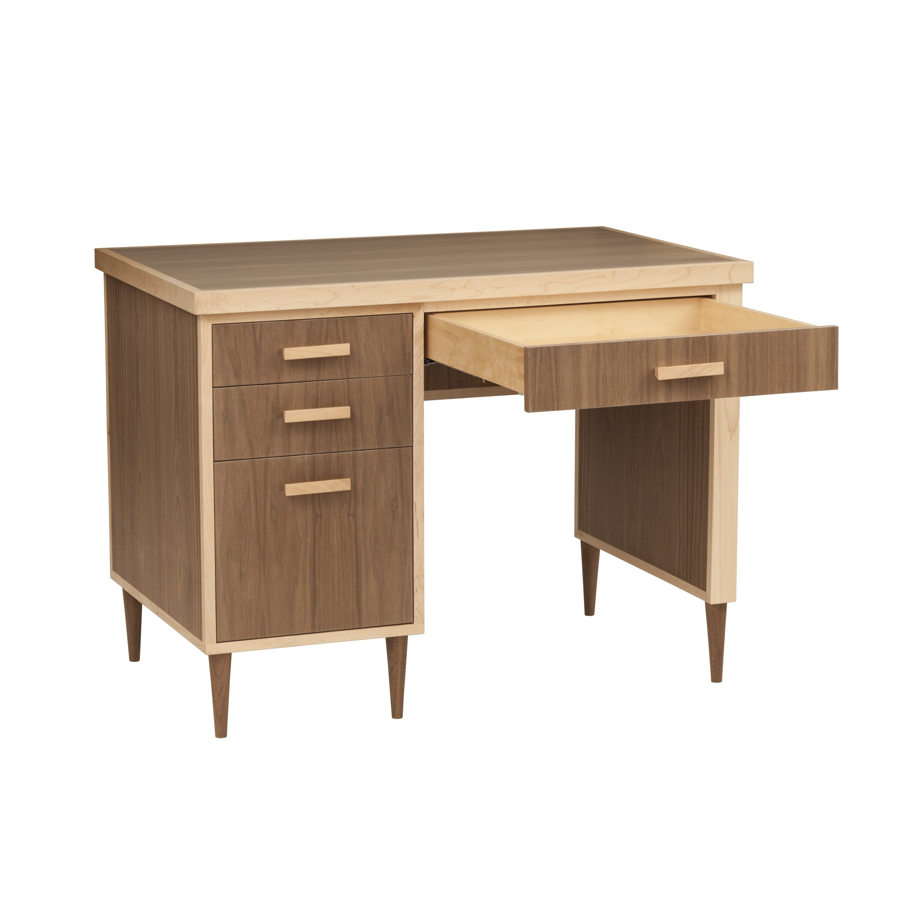 Urbangreen Midcentury Modern Computer Desk | Wayfair