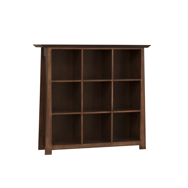 Urbangreen Hamilton Multimedia Record 48 Cube Unit Bookcase Wayfair