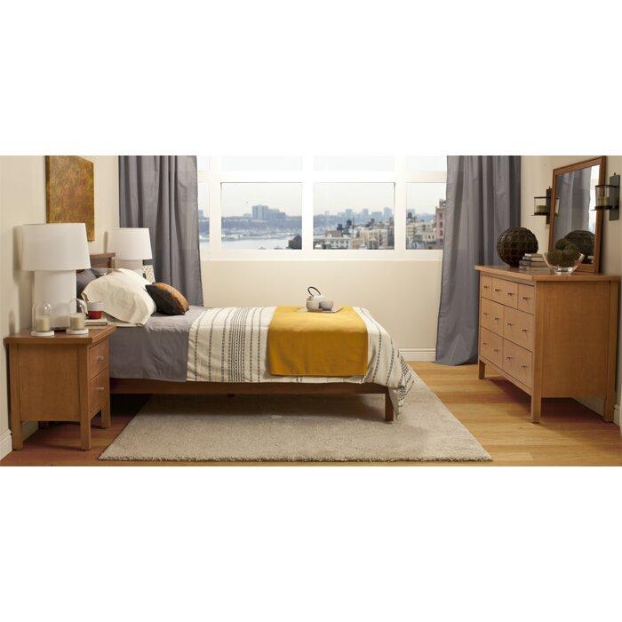 urbangreen hudson panel customizable bedroom set reviews