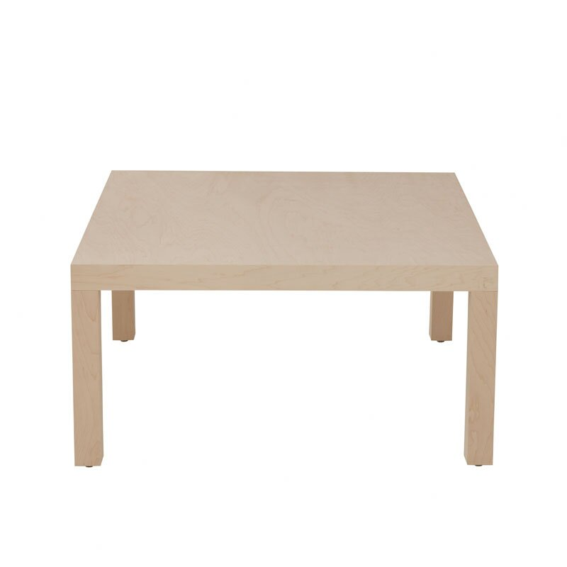 Urbangreen Parsons Coffee Table Wayfair
