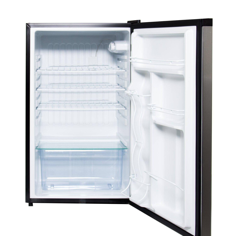 5 0 Cu Ft Mini Fridge: Blaze Grills 4.5 Cu. Ft. Compact Refrigerator & Reviews
