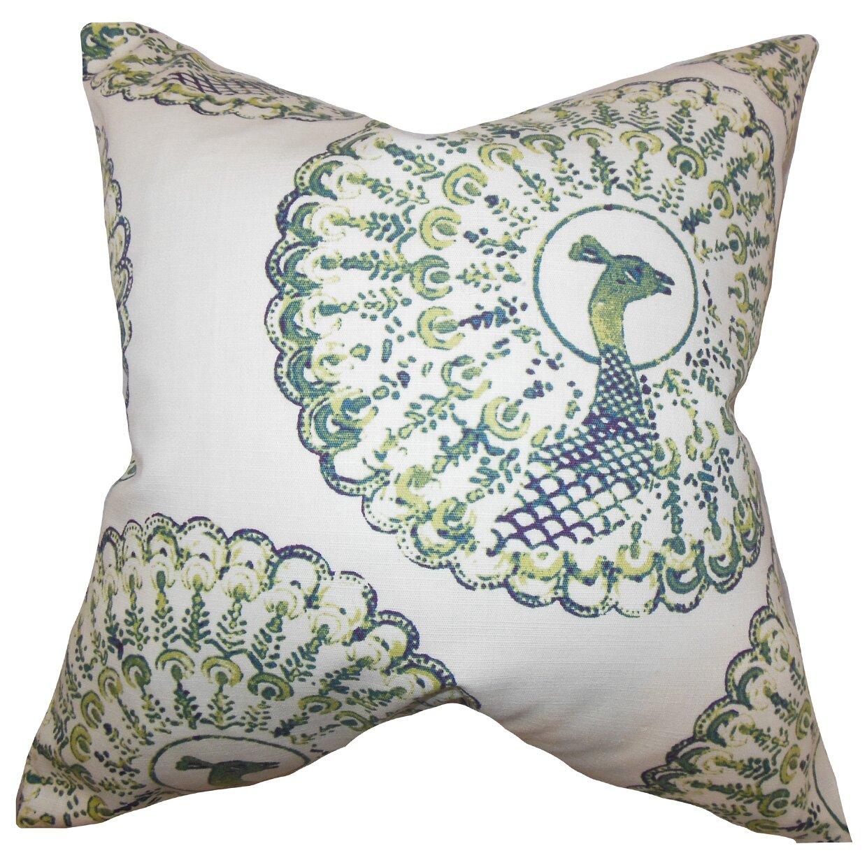 Pillow With Animal : The Pillow Collection Ieesha Animal Print Throw Pillow Wayfair